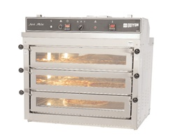 Doyon 37-Inch Jet Air Pizza Convection Oven with (3) Baking Decks ...