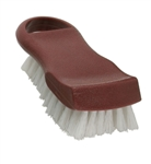 Royal Industries Cutting Board Brush - Brown, (ROY CB BR BR)
