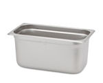 "Royal Heavy Duty Steam Table Pan - 1/3 Size, 6"" Deep"