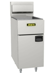 Anets SLG40 Gas Fryer - 40-Pound, SilverLine Series