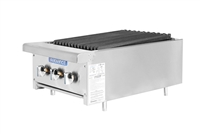 Turbo Air Radiance Charbroiler, (TARB-18)
