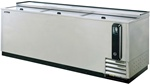 Turbo Air 95-Inch Stainless Steel (3) Door Bottle Cooler, (TBC-95SD)