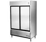 True TSD-47 (2) Sliding Doors Reach-In Refrigerator