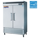 Turbo Air 54-Inch 49 Cu.Ft. (2) Door Reach-In Commercial Freezer, (TSF-49SD)