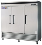 Turbo Air 82-Inch 72 Cu.Ft. (3) Door Super Deluxe Reach-In Freezer, (TSF-72SD)
