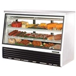 True 24 Cubit Feet Single Duty Deli Case, (TSID-72-3)