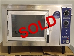 Used Electric Countertop Convection Oven : Home > Used Equipment > Used Cooking Equipment >