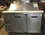 Used Randell 9030K-7 Refrigerated Food Prep Table
