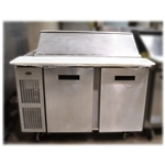 Used Randell 9030K-7 Refrigerated Prep Table