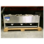 "Demo Royal RSCB-32 32"" Snack Char-Rock Broiler"