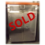 Used Traulsen ADT232WUT-FHS 2-Door Dual Temp Refrigerator Freezer