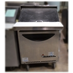 "Used Victory VUR3-BT 28"" Refrigerated Food Prep Table"