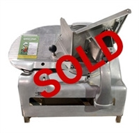 Used Berkel 818 Automatic Meat and Cheese Deli Slicer