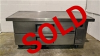 "USED - True 2-Drawer 60"" Refrigerated Chef Base (U05226-TRCB-52-60)"
