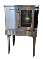 USED - Market Forge High Efficiency Full Size Gas Convection Oven, (8100)