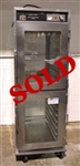 USED - Henny Penny Full Size Glass Door Pass-Thru Heated Holding Cabinet, (U05434-HHC-900)