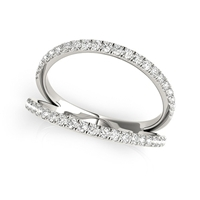 Forever Together Diamond Fashion Ring 1/4ctw.