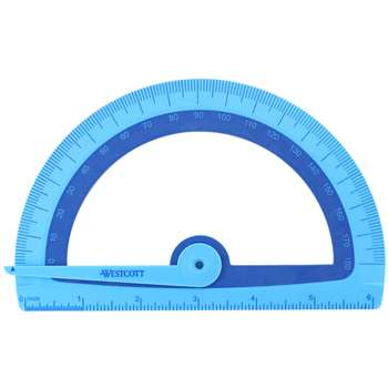 Microban Kids Soft Touch Protractor, ACM14371