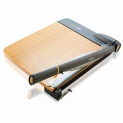 Shop Westcott Trimair Titanium Wood 15In Guillotine Paper Trimmer Mircroban - Acm15107 By Acme United