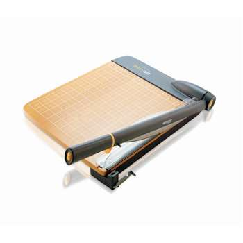 Shop Westcott Trimair Titanium Wood 18In Guillotine Paper Trimmer Mircroban - Acm15108 By Acme United