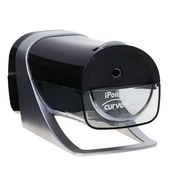 Ipoint Curve Axis Multi Size Pencil Sharpener, ACM15511