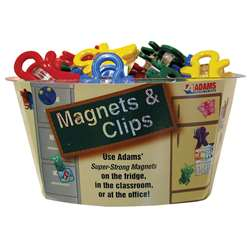 Magnet Man Tub Of 40 By Adams