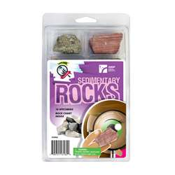 Explore With Me Geology Sedimentary Rocks Set By American Educational