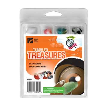 Explore With Me Tumbled Treasures, AEP2969