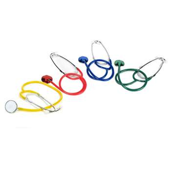 Stethoscopes Set Of 4 By American Educational