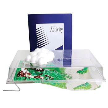 Water Cycle Model Activity Set By American Educational