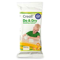 Creall Do & Dry 17.6 Oz White, AEPA26010