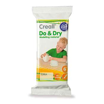 Creall Do & Dry 17.6 Oz Terra Cotta, AEPA26015