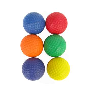 Foam Golf Balls Set Of 6, AEPYTAJ042