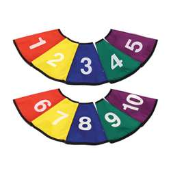Numbered Cone Covers Set Of 10, AEPYTC276
