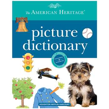 American Heritage Picture Dictionary, AH-9780544336094
