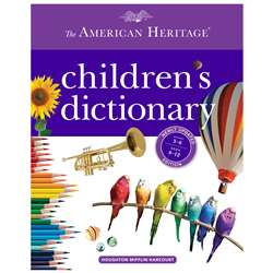 American Heritage Childrens Dictionary, AH-9780544336100