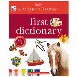 American Heritage First Dictionary, AH-9780544336636