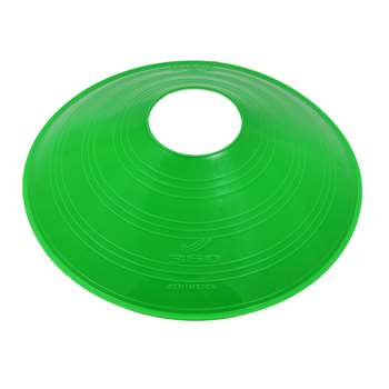 "Saucer Field Cone 7"" Green Vinyl, AHLCM7G"