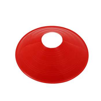 "Saucer Field Cone 7"" Red Vinyl, AHLCM7R"