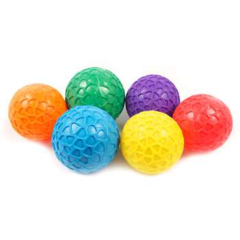 "Easy Grip Ball Set 3 1/2"" Set Of 6, AHLPGRIP3S"