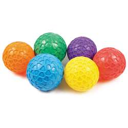 "Easy Grip Ball Set 8"" Set Of 6, AHLPGRIP8S"