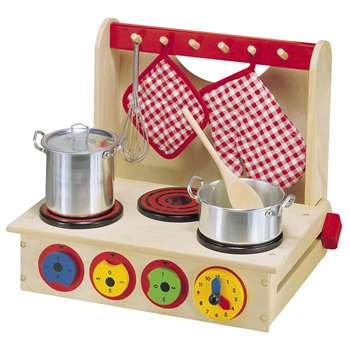 Wooden Cook Top Ages 3 Up By Alex By Panline Usa