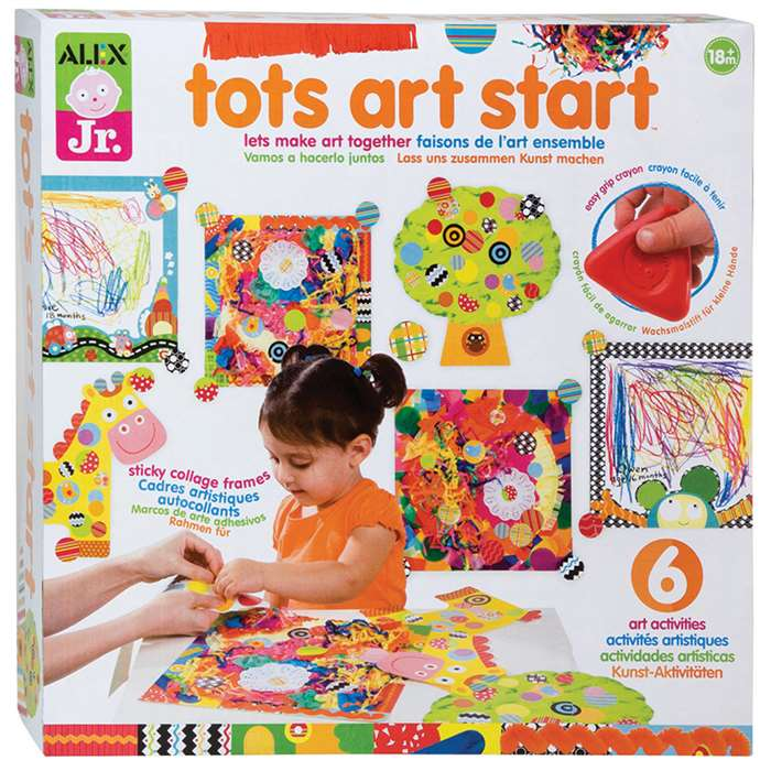 Tots Art Start By Alex By Panline Usa
