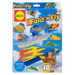 Fold N Fly Paper Airplanes By Alex By Panline Usa