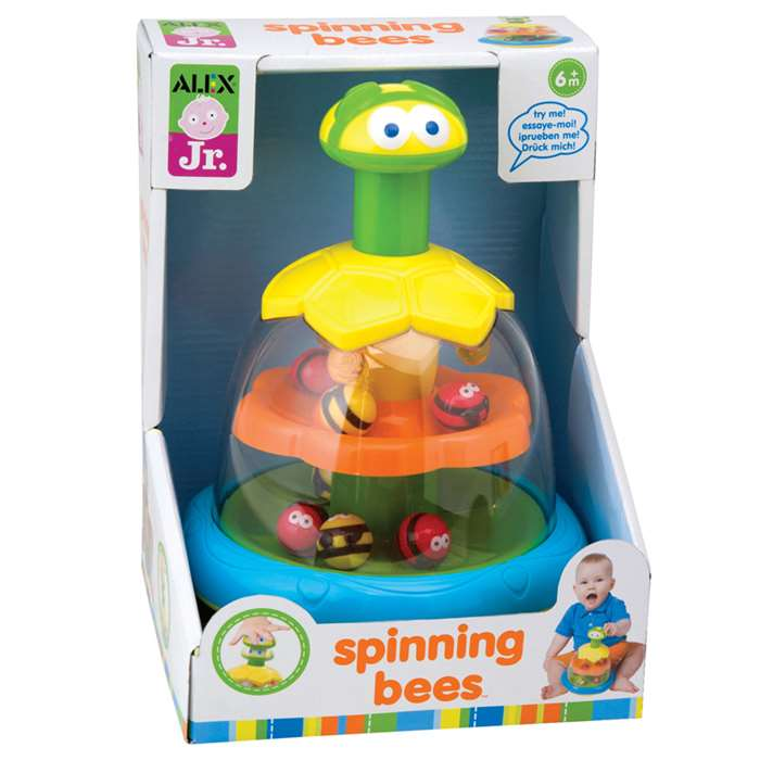 Spinning Bees By Alex By Panline Usa