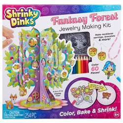 Shrinky Dinks Fantasy Forest By Alex By Panline Usa