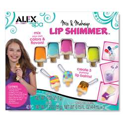 Mix & Make Up Lip Shimmer By Alex By Panline Usa