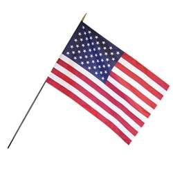 Us Classroom Flags 24X36 By Annin