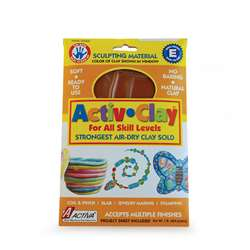 Activ-Clay Terra Cotta 1 Lb. By Activa