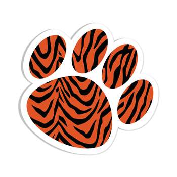 Magnetic Whiteboard Eraser Tiger By Ashley Productions